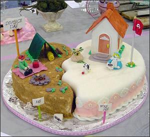 Happy Birthday Phd Cake